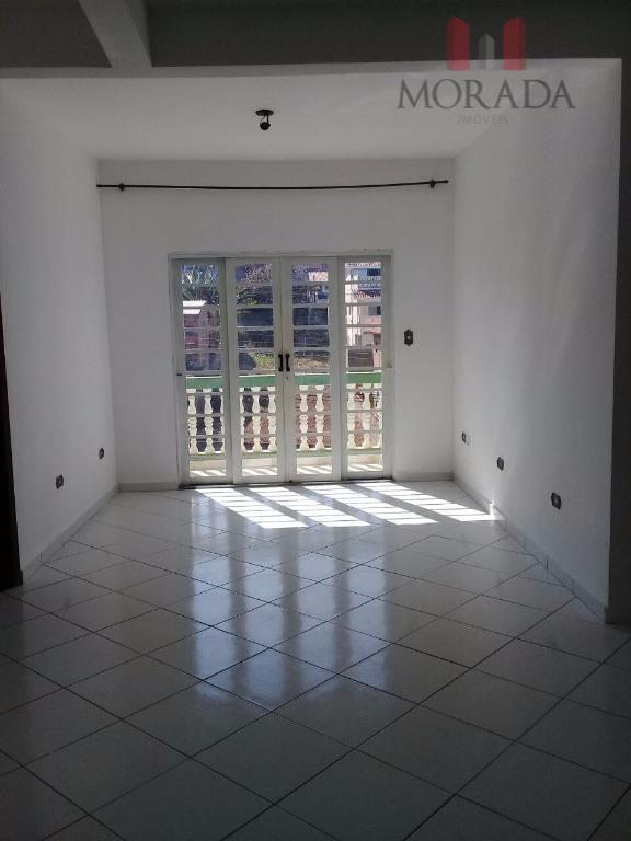 Casa residencial à venda, Parque Interlagos, São José dos Campos - CA0762.