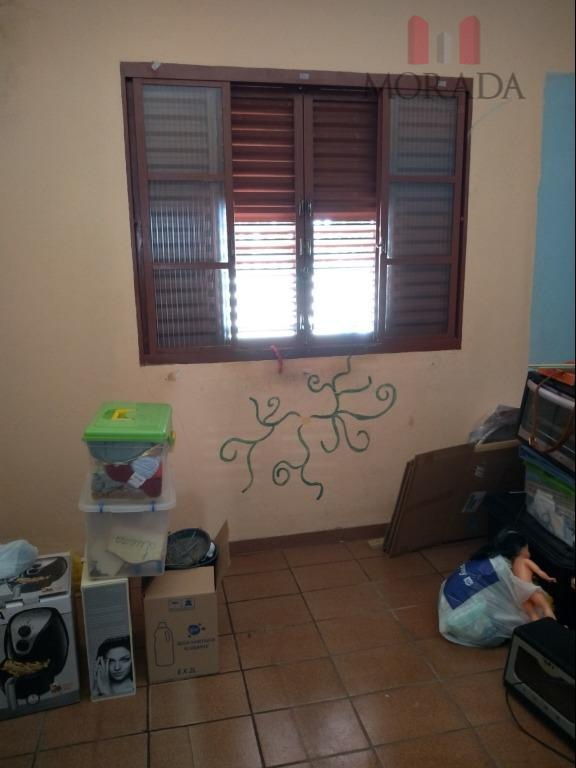 Casa com 3 dormitórios à venda, 90 m² por R$ 400.000 - Jardim Satélite - São José dos Campos/SP