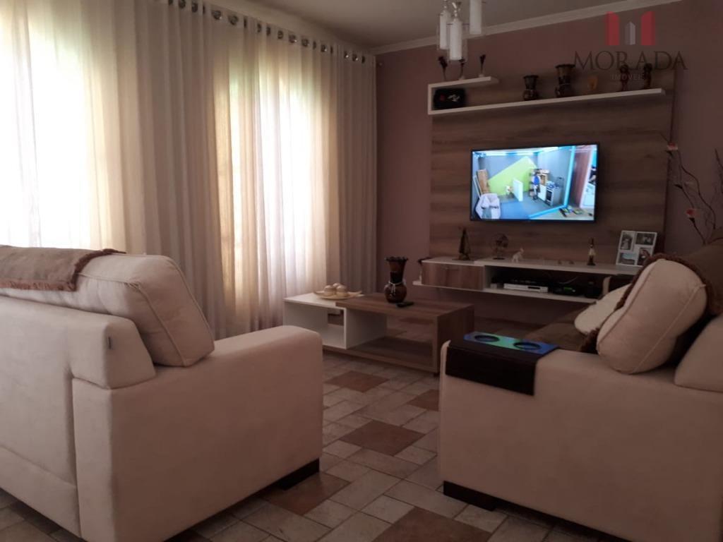 Casa com 4 dormitórios à venda, 195 m² por R$ 590.000 - Bosque dos Eucaliptos - São José dos Campos/SP