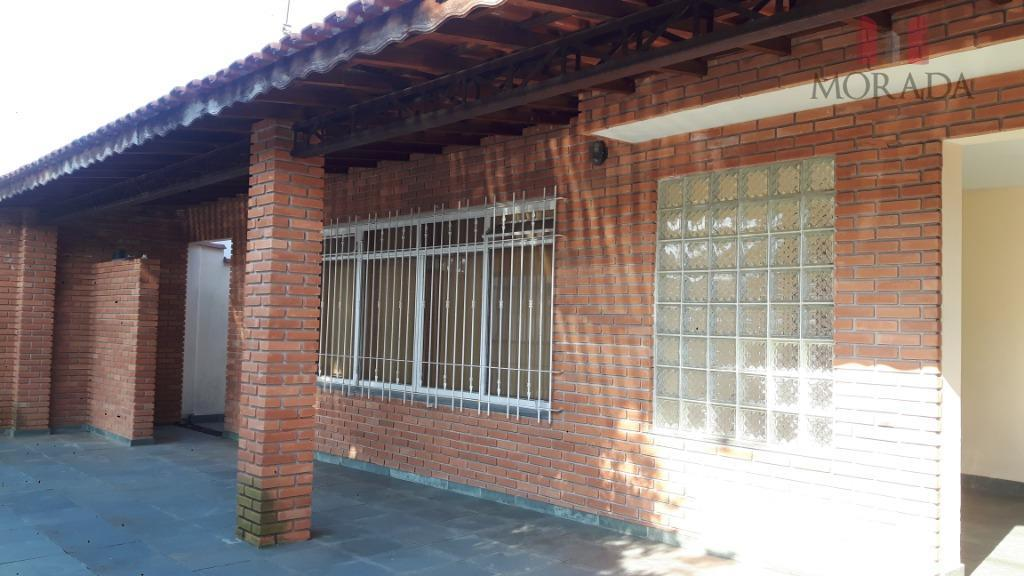Casa com 3 dormitórios à venda, 200 m² por R$ 640.000 - Bosque dos Eucaliptos - São José dos Campos/SP