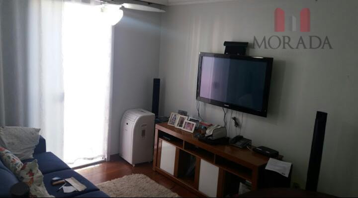 Apartamento com 2 dormitórios à venda, 50 m² por R$ 145.000 - Bosque dos Eucaliptos - São José dos Campos/SP