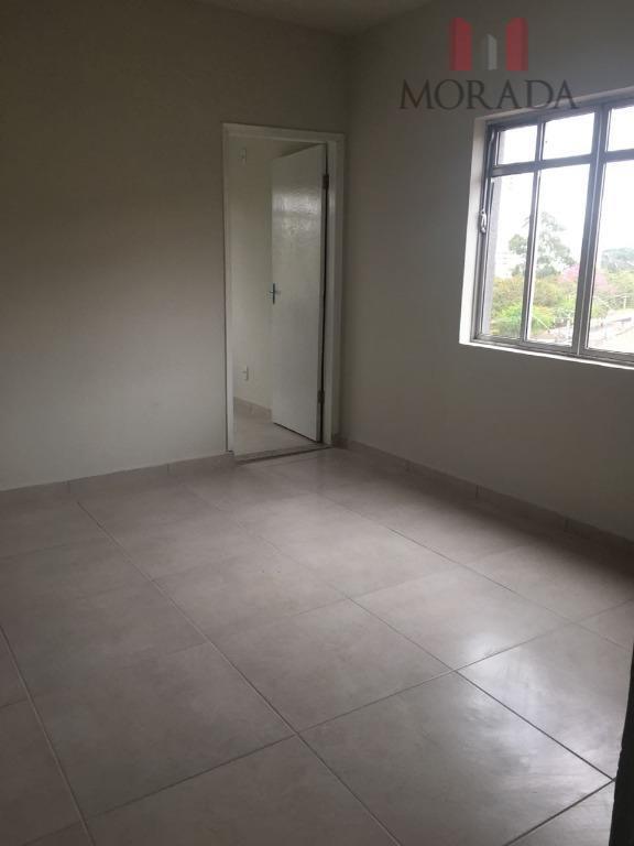 Apartamento com 2 dormitórios à venda, 60 m² por R$ 150.000 - Bosque dos Eucaliptos - São José dos Campos/SP