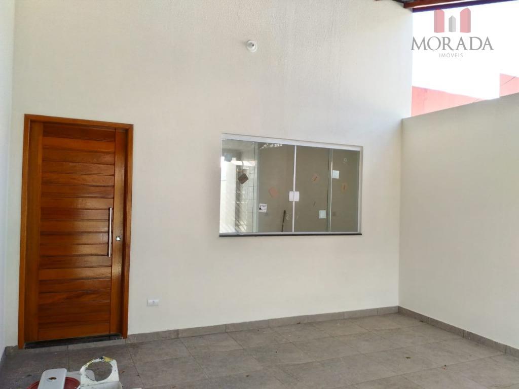 Casa com 3 dormitórios à venda, 105 m² por R$ 395.000 - Jardim Satélite - São José dos Campos/SP