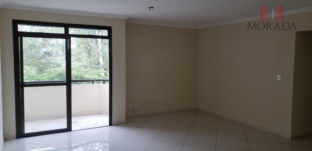 Apartamento com 4 dormitórios à venda, 116 m² - Bosque dos Eucaliptos - São José dos Campos/SP