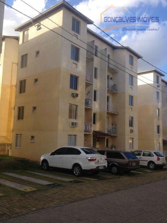 Apartamento residencial à venda, Campo Grande, Rio de Janeiro.