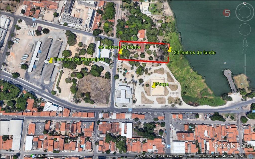 Casa comercial à venda, Messejana, Fortaleza.