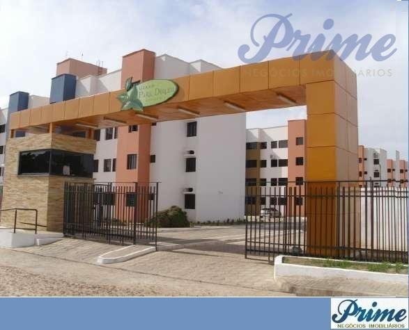 Apartamento  residencial à venda, Itararé, Teresina.