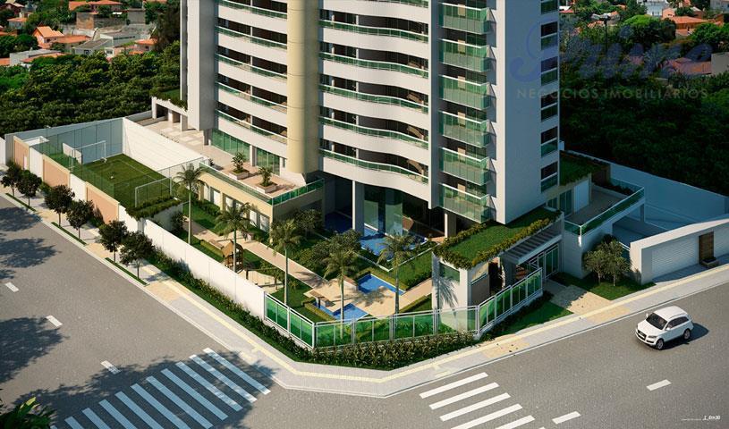 Apartamento residencial Reserva do Horto á venda, bairro Horto, Teresina-Pi.