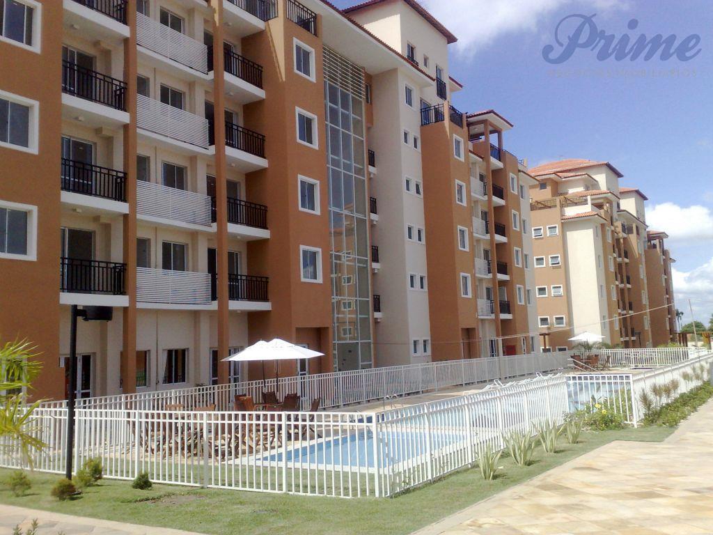 Apartamento residencial á venda, Smile Horto, Ininga.