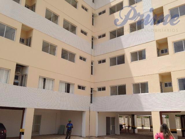 Apartamento  residencial para locação, Uruguai, Teresina.