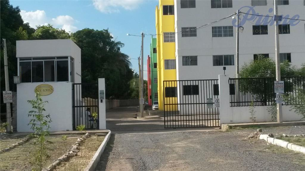 Apartamento  residencial para locação, Renascença, Teresina.