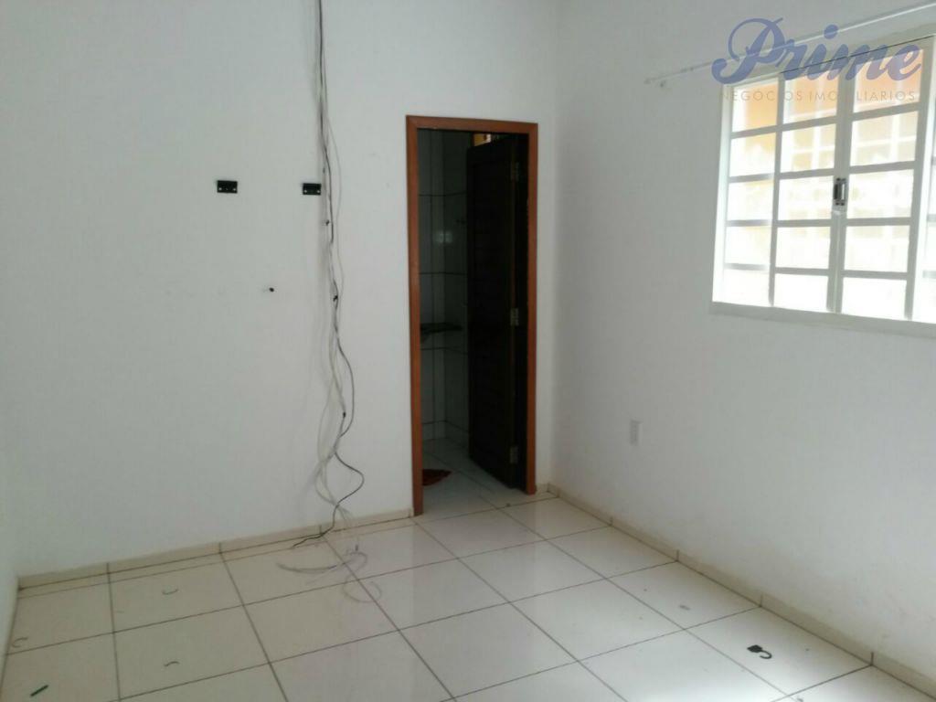 Casa  residencial para locação, Vila do Bec, Timon.