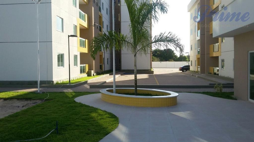 Cond. Califórnia Home Club, Morros, Teresina-PI.
