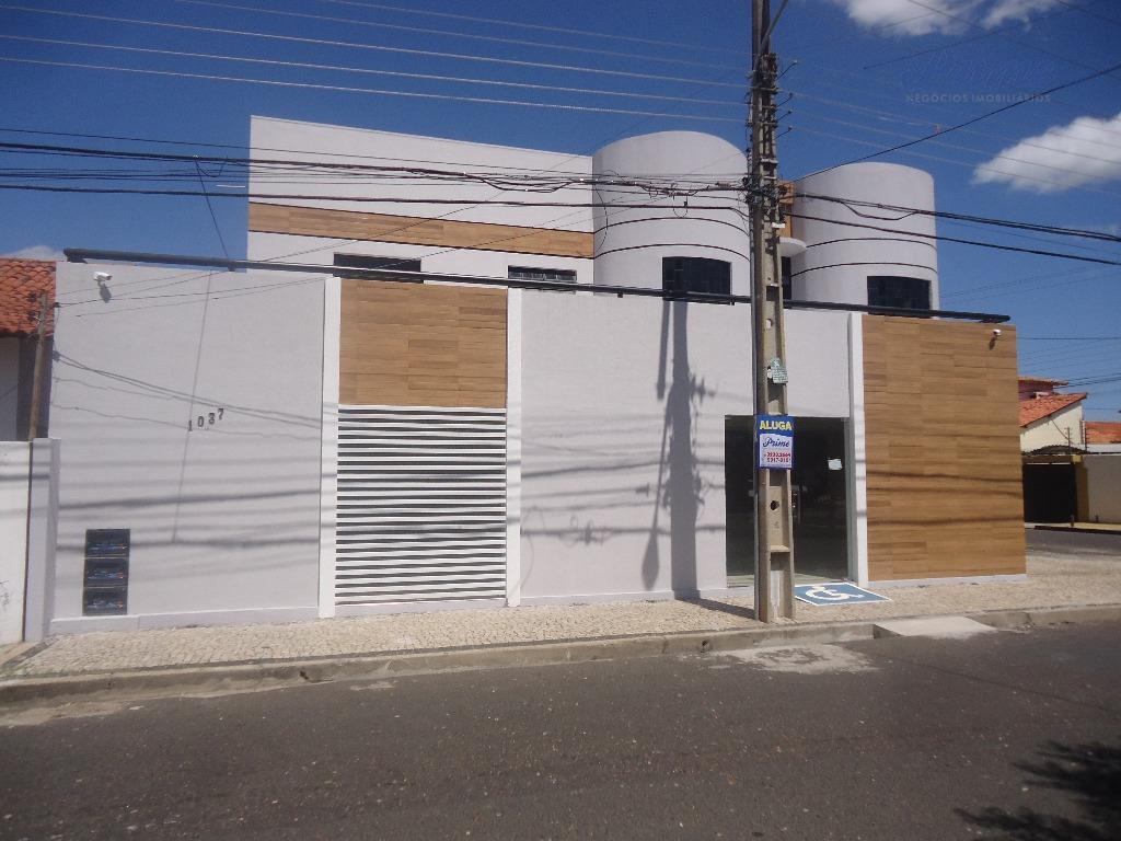 Salas comerciais, R. 24 de Janeiro, Centro, Teresina-PI