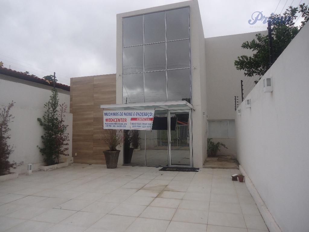 Prédio comercial, locação e venda, Ilhotas, Teresina-PI