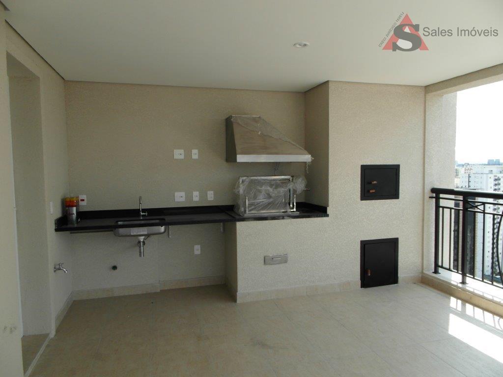 Apartamento residencial à venda, Moema, São Paulo - AP24217.