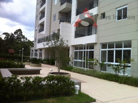 excelente apartamento no morumbi com 70 m² de área útil, prédio novo, sala dois ambientes, planta...