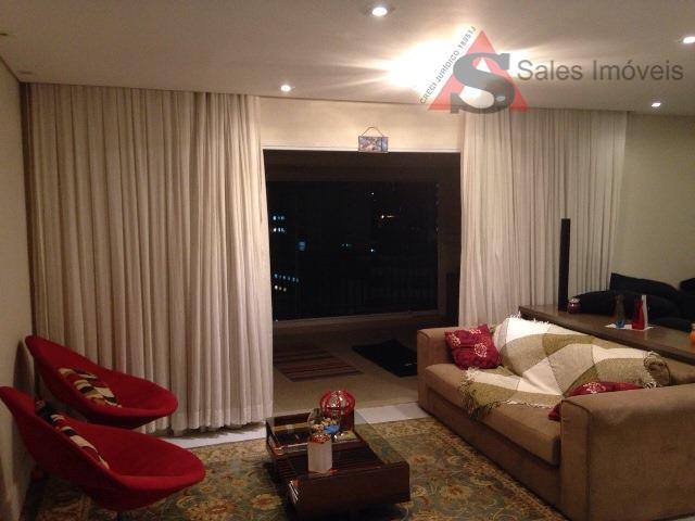 Apartamento residencial à venda, Chácara Klabin, São Paulo - AP28462.