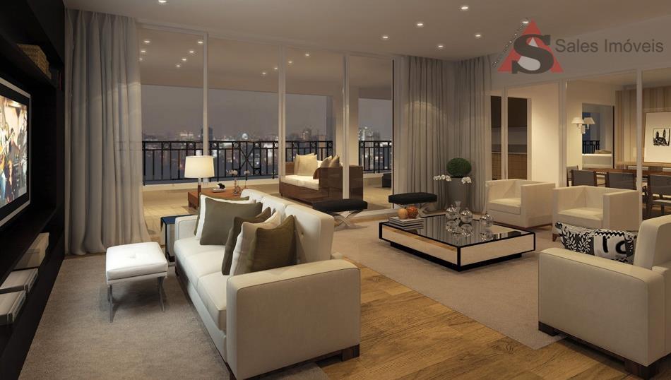 excelente apartamento alto padrão para empresários e estrangeiros chácara klabin, 245 m2 apartamento com 3 suítes,...