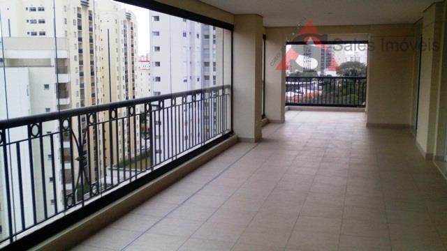 Excelente Apartamento Alto Padrão para Empresários e Estrangeiros Chácara Klabin,AP28504