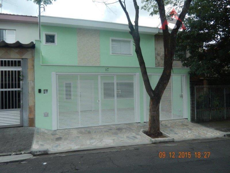 Sobrado residencial à venda, Bosque da Saúde, São Paulo - SO3571.