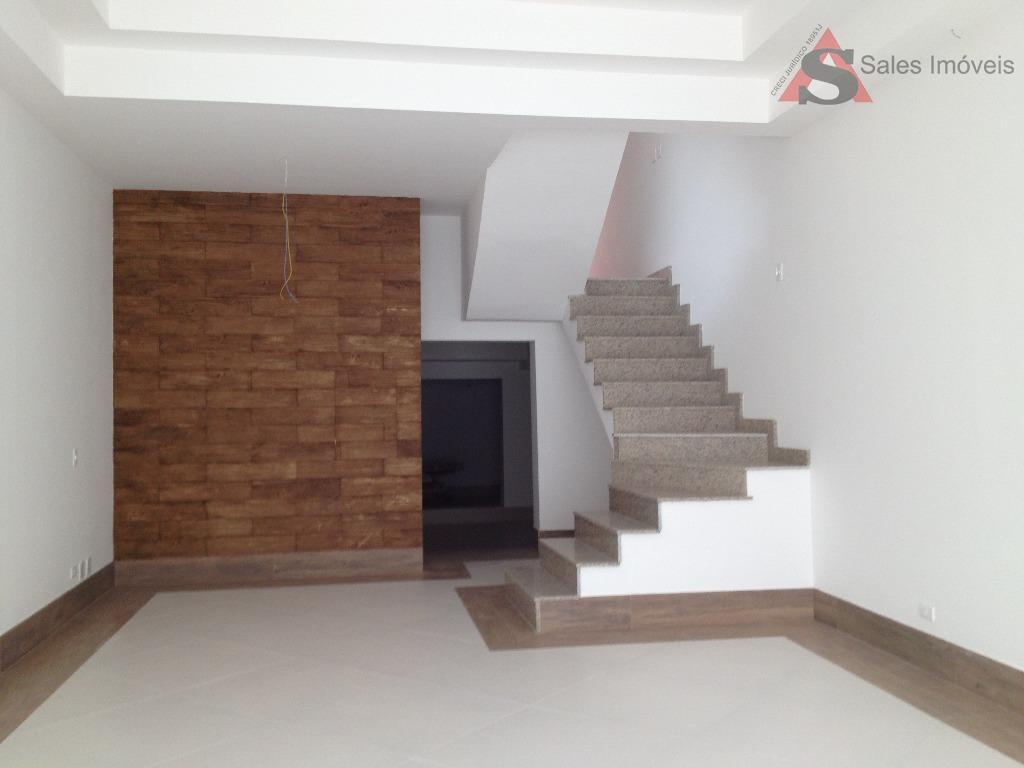 Sobrado residencial à venda, Saúde, São Paulo - SO3731.