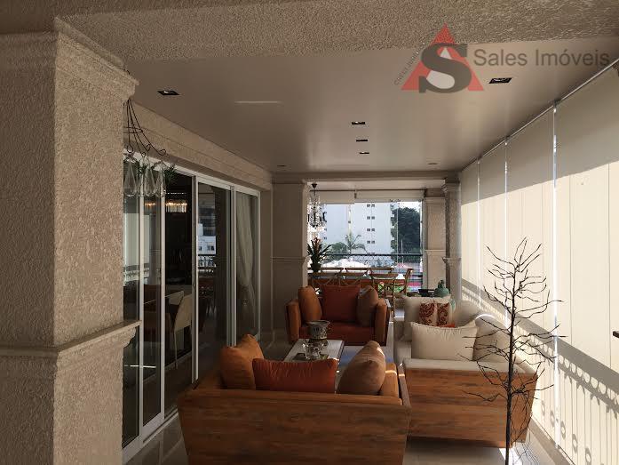 Apartamento residencial à venda, Vila Nova Conceição, São Paulo - AP32219.