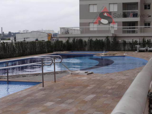 Apartamento residencial à venda, Vila São José, Diadema - AP32392.