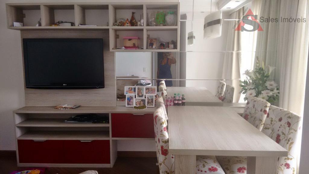 Apartamento residencial à venda, Vila São José, Diadema - AP32604.
