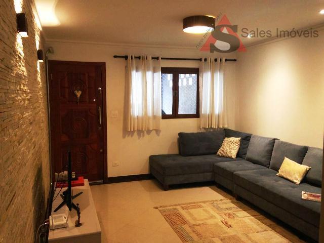 Sobrado residencial à venda, Alto do Ipiranga, São Paulo - SO3857.