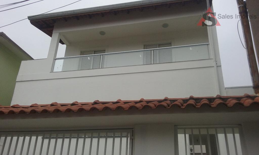 Sobrado  residencial à venda, Alto do Ipiranga, São Paulo.