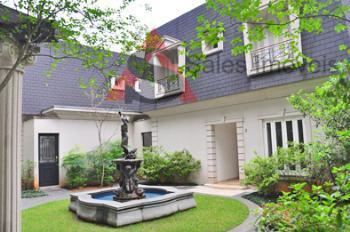 Sobrado residencial à venda, Brooklin, São Paulo.