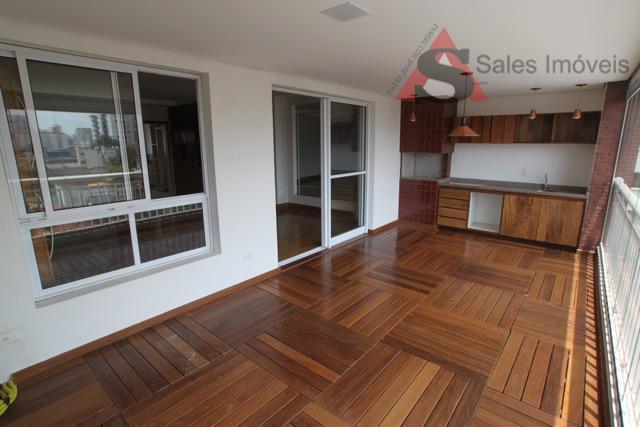 Apartamento residencial à venda, Bosque da Saúde, São Paulo.