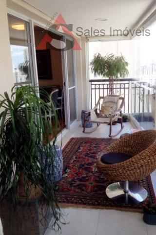 Brooklin- 4 dormitórios- varanda gourmet- closet- 3 vagas de garagem
