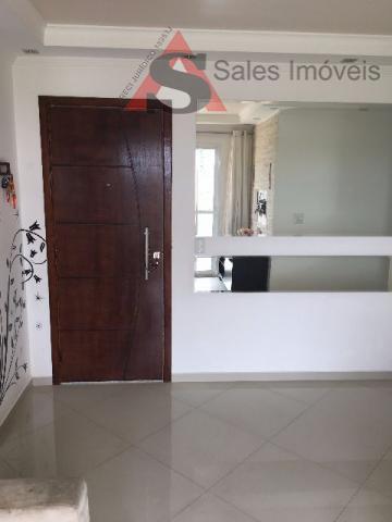 Apartamento residencial à venda, Jardim Maria Estela, São Paulo.