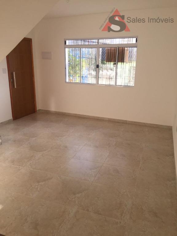 Sobrado residencial à venda, Alto do Ipiranga, São Paulo - SO4034.