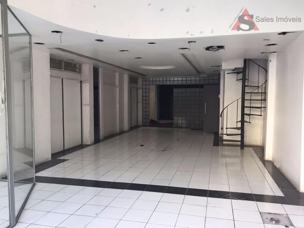 Loja comercial para locação, Vila Mariana, São Paulo.
