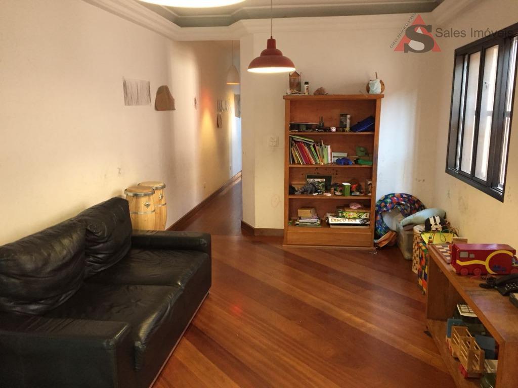 Sobrado residencial à 550 metros do metrô Alto do Ipiranga - SO4228.