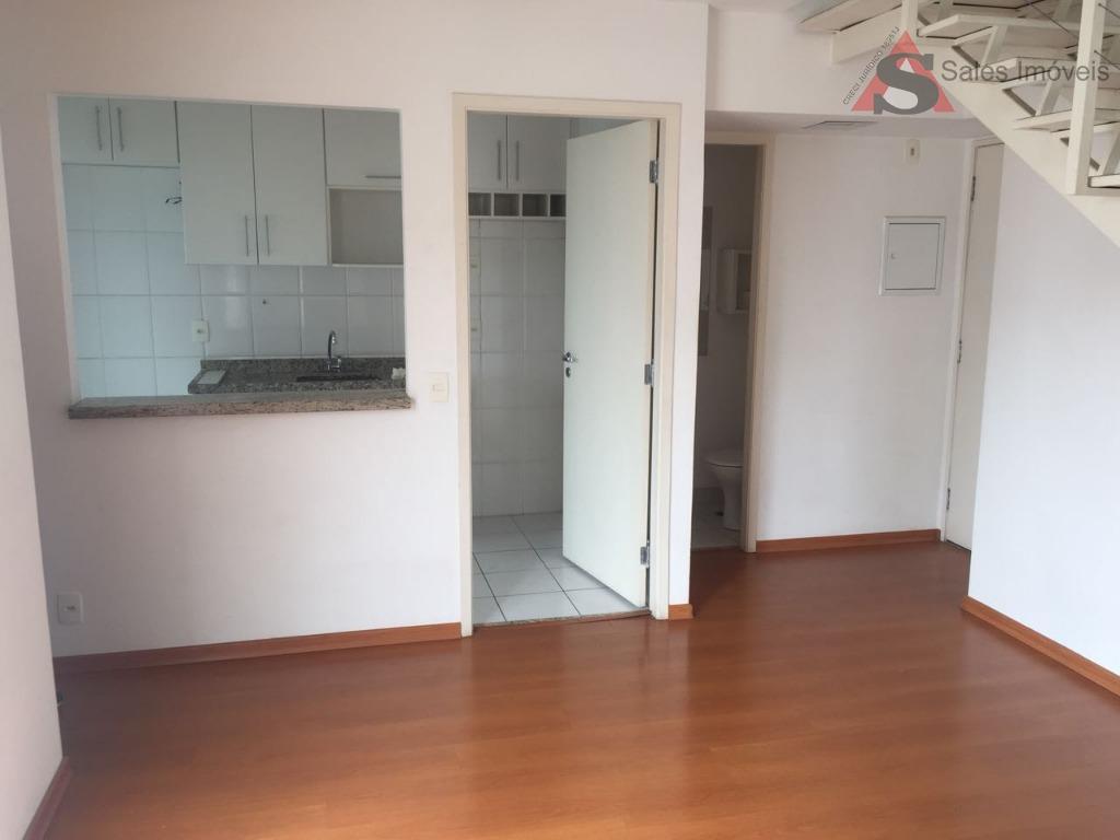 Apartamento Duplex residencial para venda e locação, Sumarezinho, São Paulo - AD0184.