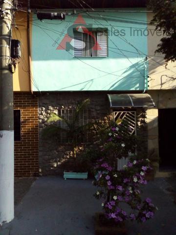 Casa residencial à venda, Vila São José (Ipiranga), São Paulo.