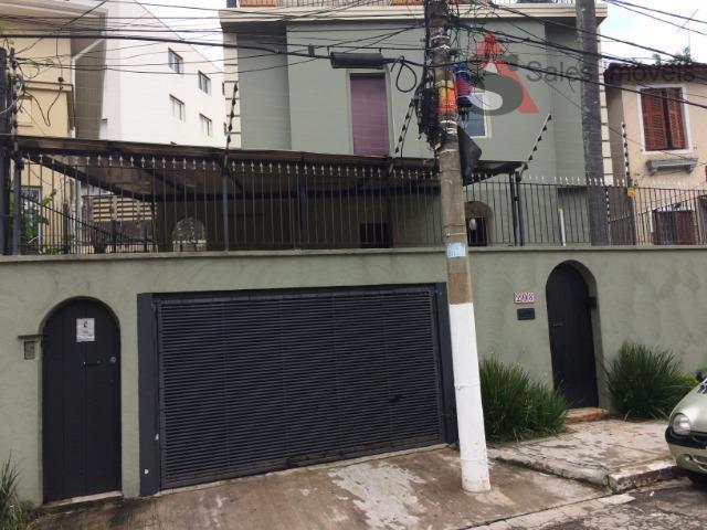 Sobrado com 5 dormitórios estúdio musical profissional, e escritório em ambientes separados à venda, 420 m² por R$  - Vila Monumento - São Paulo/SP