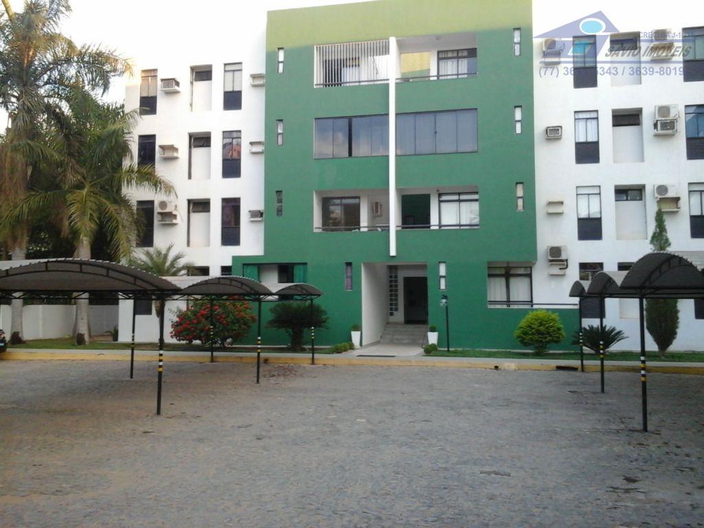 Apartamento residencial à venda, Morada Nobre, Barreiras.