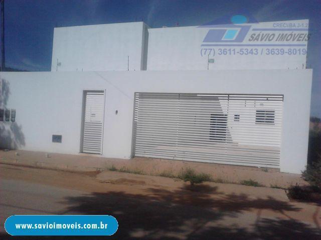 Casa residencial à venda, Centro, Barreiras.