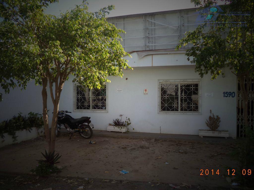 Casa  comercial para locação, Vila Sas, Barreiras.