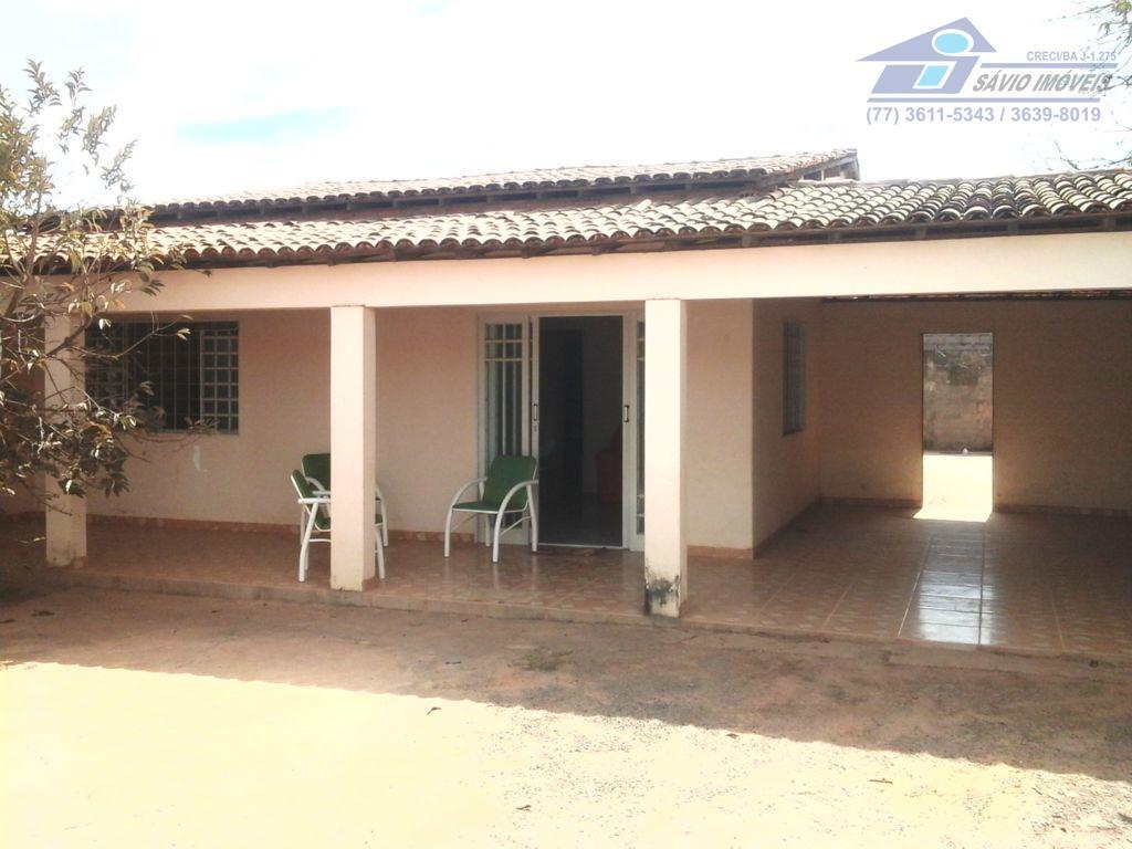 Casa  residencial à venda, Santa Luzia, Barreiras.