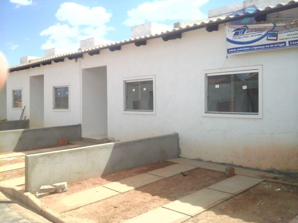 Casa  residencial à venda, Vila Rica, Barreiras.