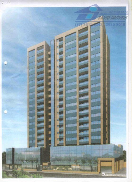 Apartamento  residencial à venda, Centro, Barreiras.