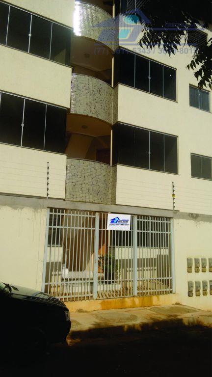 Apartamento residencial para venda e locação, Sandra Regina, Barreiras - AP0015.