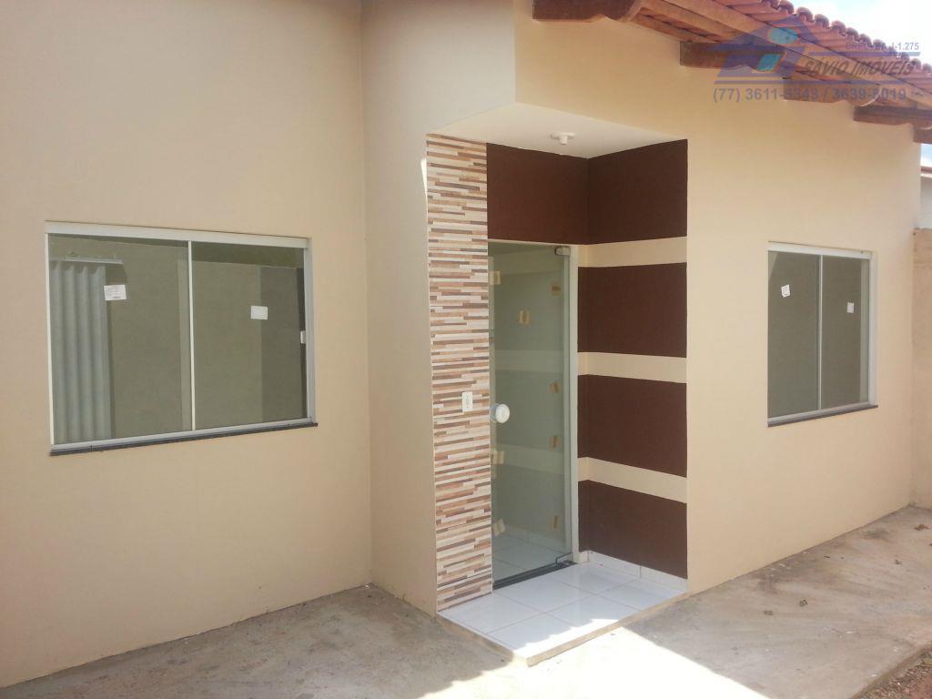 Casa Noval à venda, Serra do Mimo, Barreiras.
