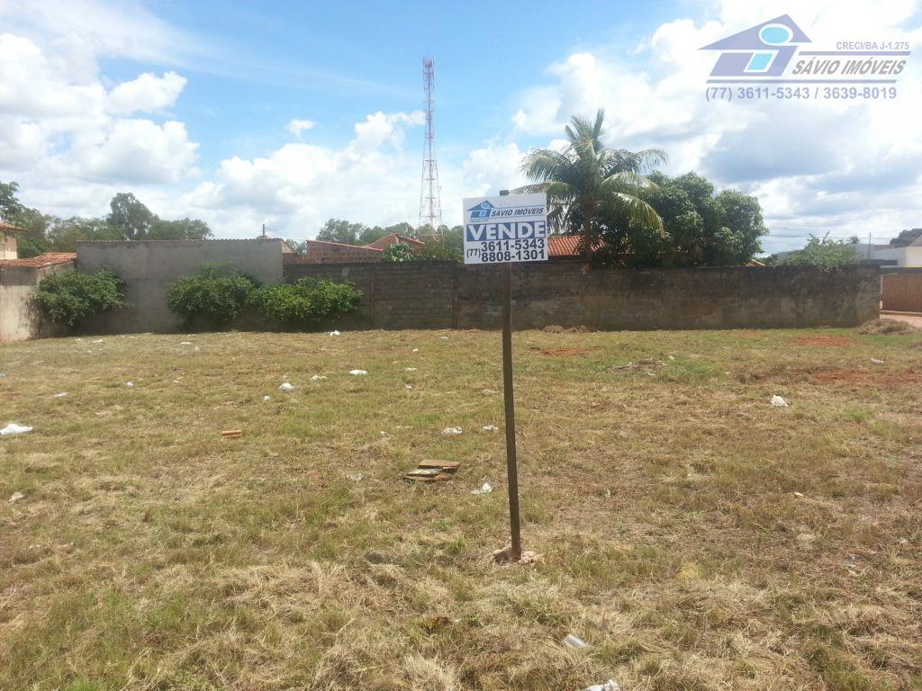 Terreno  em ótima localização à venda, Vila Rica, Barreiras.